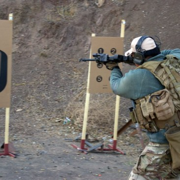 Practical Intermediate Rifle