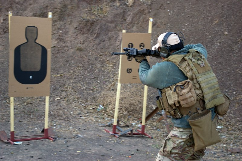 Practical Intermediate Rifle – PRACTICs Defensive Firearms Training